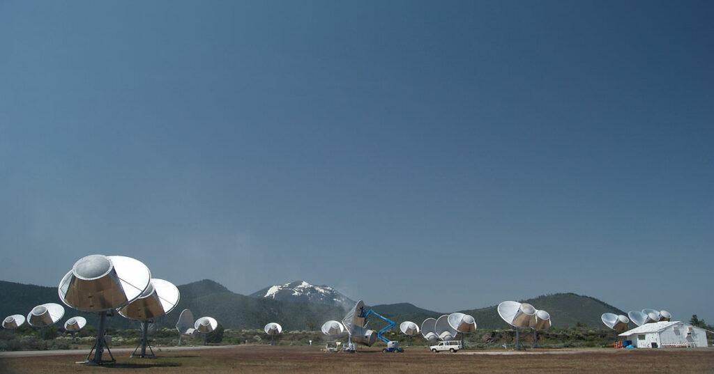 De Allen Telescope Array