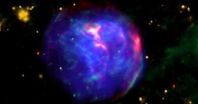 Chandra opname van G344.70.1