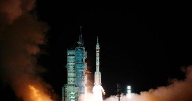 lancering van de Shenzhou-13