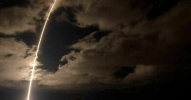 Lancering van de Lucy ruimtesonde